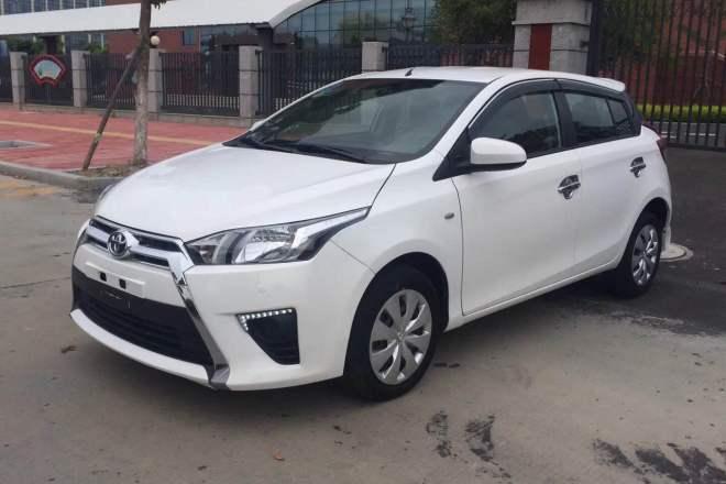 二手车2016款 YARiS L 致炫 改款 1.5GS CVT 锐动版