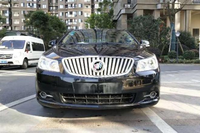 二手车2012款 君威 2.0L 自动 舒适版