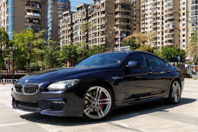 二手车2012款 宝马6系 640i Gran Coupe