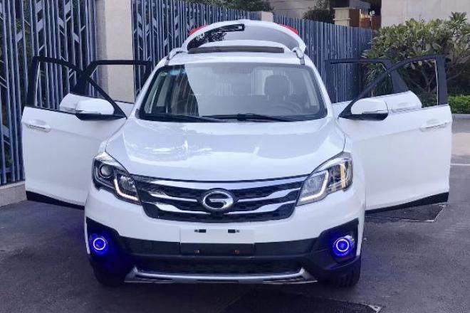 二手车2015款 传祺GS5 速博 2.0L 自动两驱豪华导航版