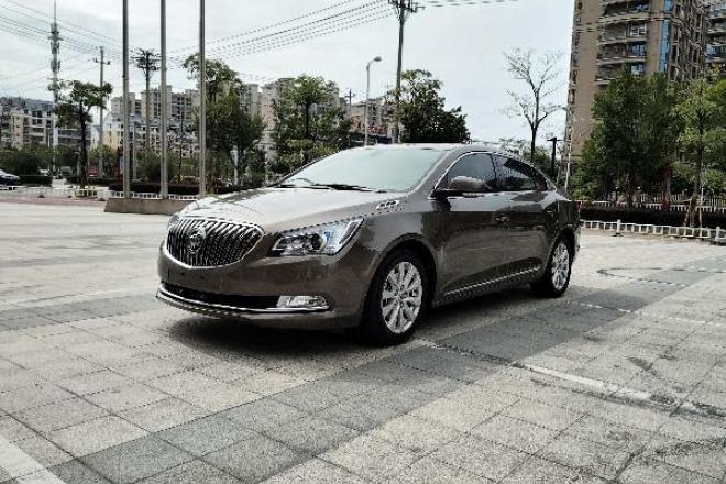 二手车2013款 君越 2.4L 领先舒适型