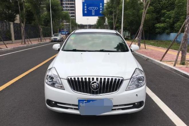 二手车2013款 凯越 1.5L 自动 尊享型