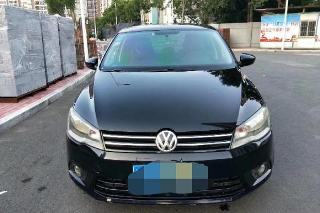 二手车2013款 捷达 1.6L 自动豪华型
