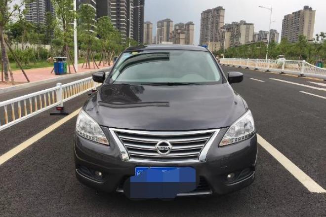 二手车2012款 轩逸 1.6L 自动 XL 豪华版