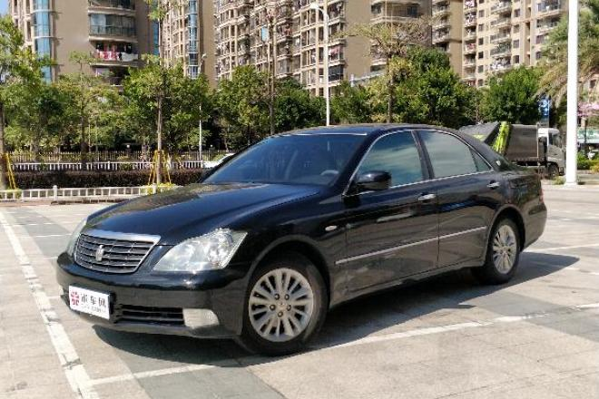 莆田二手车2006款 皇冠 2.5L Royal真皮版