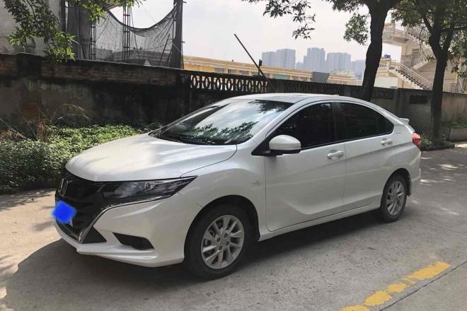 二手车2017款 竞瑞 1.5L CVT豪华版