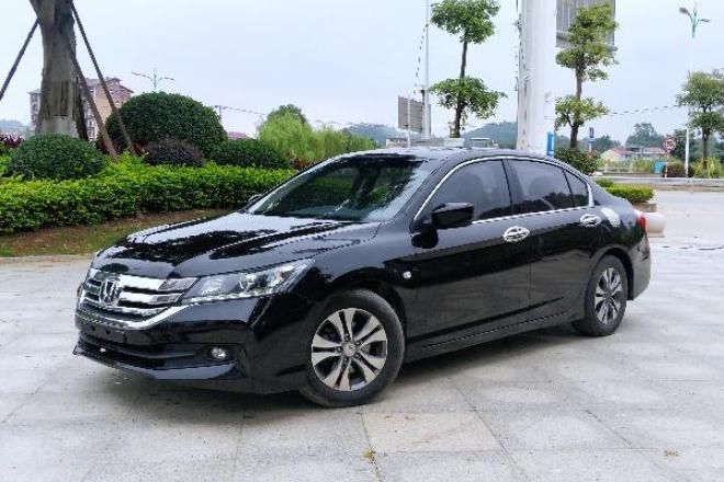 莆田二手车2015款 雅阁 2.0L LXS 精英版