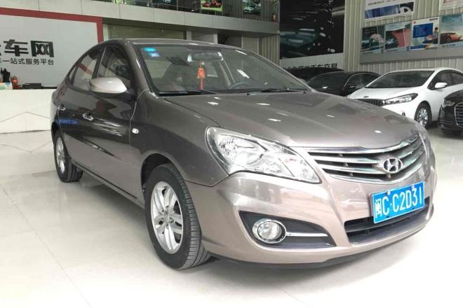 二手车2011款 悦动 1.6L GLS 自动豪华型