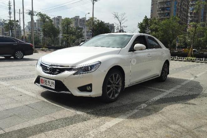二手车2013款 锐志 2.5V 尚锐版