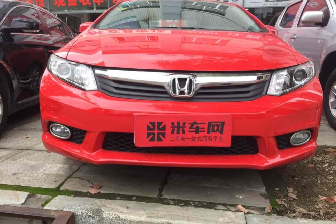 二手车2012款 思域 1.8L 自动 EXi舒适版