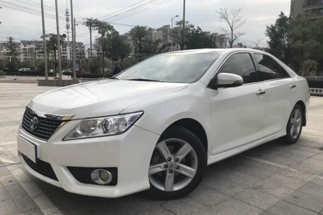 莆田二手车2012款 凯美瑞 骏瑞 2.0S 耀动版