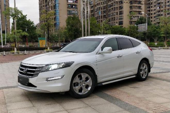 二手车2012款 歌诗图 2.4L 自动 豪华版