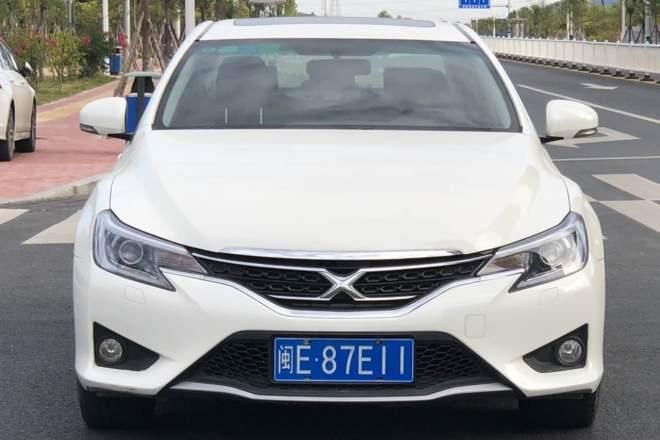 二手车2013款 锐志 2.5V 尊锐版