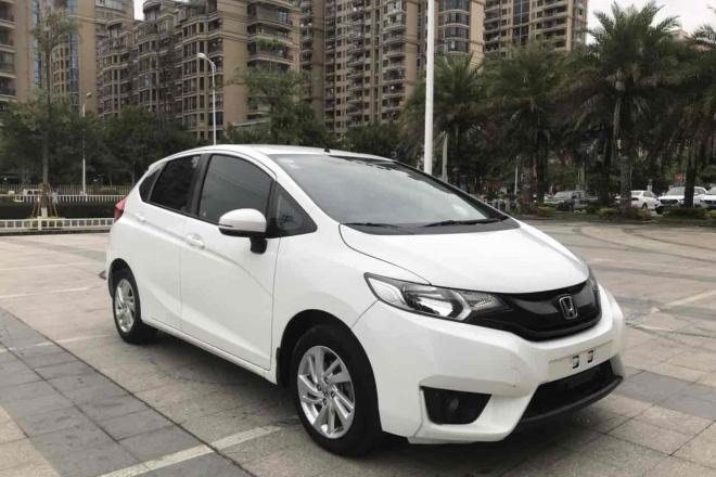 二手车2014款 飞度 1.5L SE CVT 时尚型