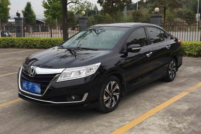 二手车2016款 凌派 1.8L CVT豪华版