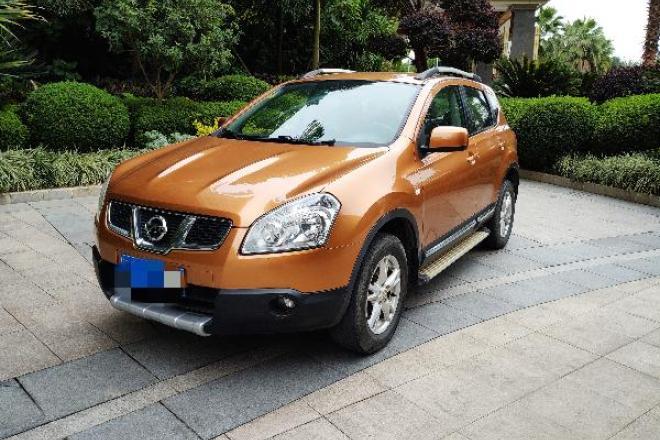 二手车2012款 逍客 2.0 XL 火 CVT 2WD