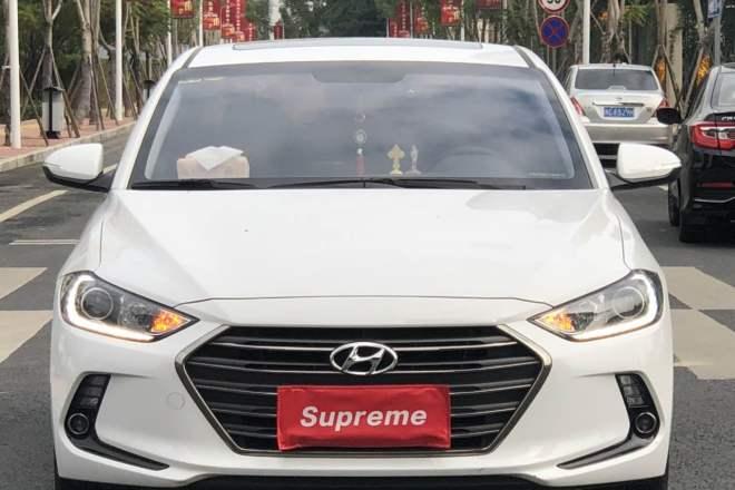 二手车2016款 领动 1.6L 自动 智炫・豪华型