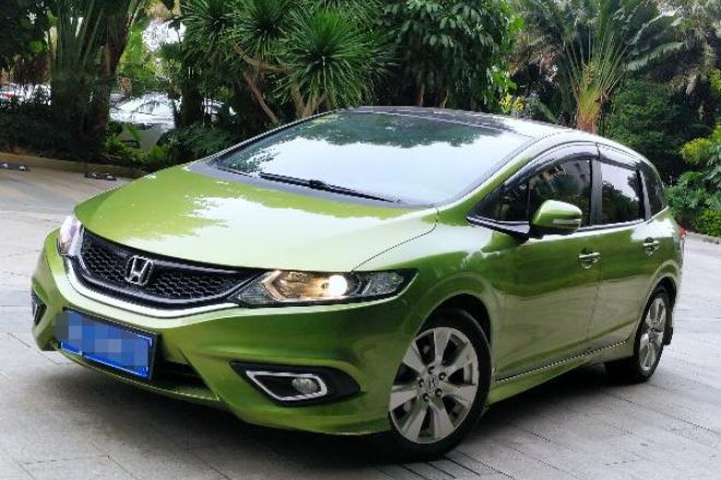 二手车2013款 杰德 1.8L 5AT 舒适型 5座