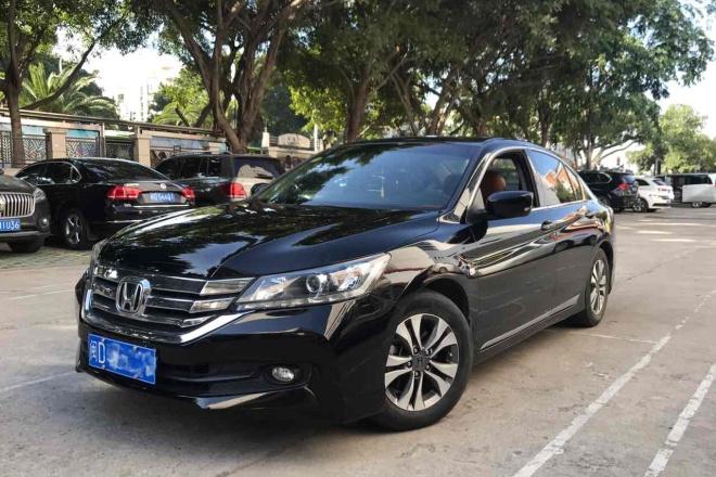 二手车2015款 雅阁 2.0L LX 舒适版