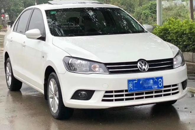 二手车2015款 捷达 1.6L 质惠版 自动舒适型