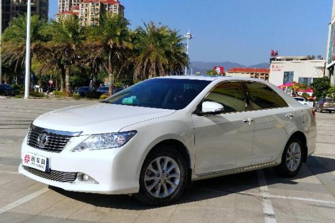二手车2013款 凯美瑞 2.5G 舒适版