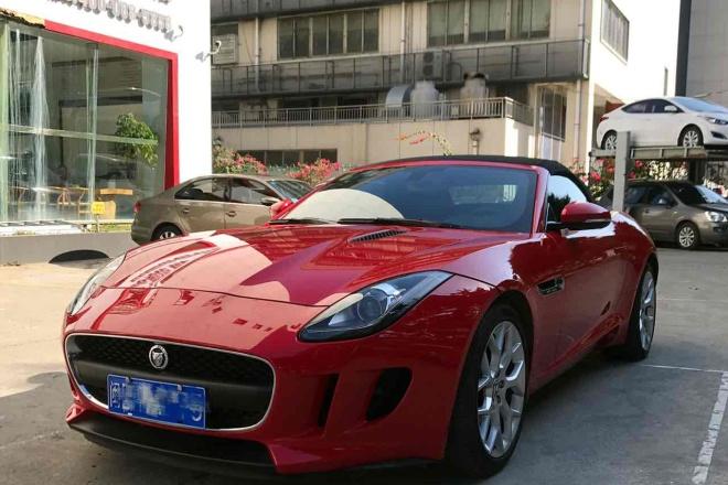 二手车2013款 捷豹F-TYPE 3.0T V6