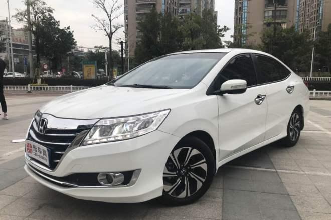 二手车2017款 凌派 1.8L CVT豪华特装版