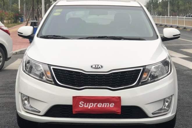 二手车2012款 起亚K2两厢 1.6L 自动 Premium 纪念版
