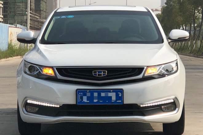 二手车2017款 帝豪GL 1.3T 自动尊贵型