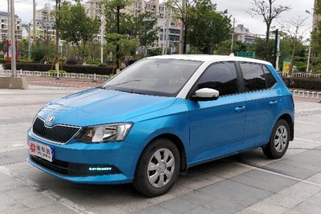 二手车2015款 晶锐 1.4L 自动前行版