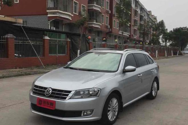 泉州二手车2013款 朗行 1.4TSI DSG 豪华版