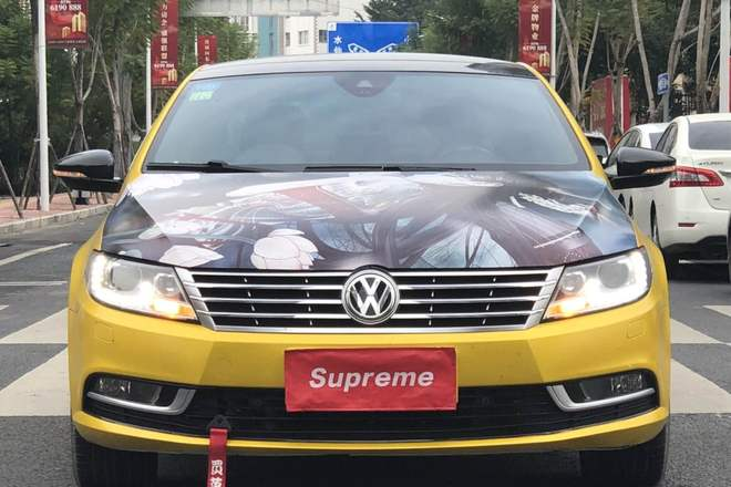 二手车2013款 一汽-大众CC 2.0TSI 至尊型