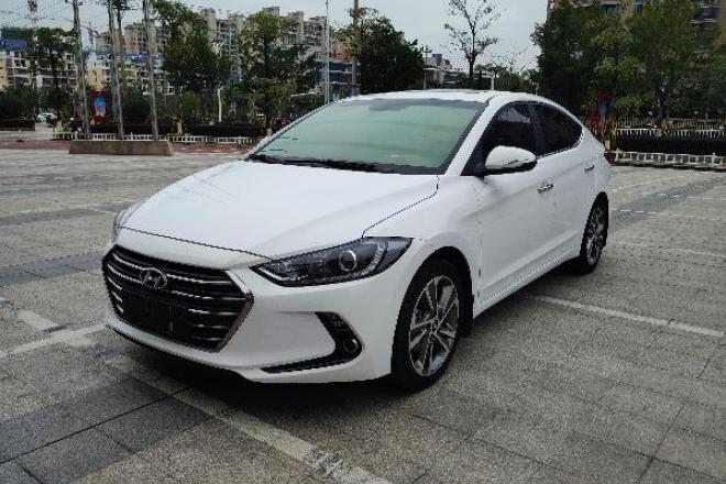二手车2016款 领动 1.6L 自动 智炫・精英型