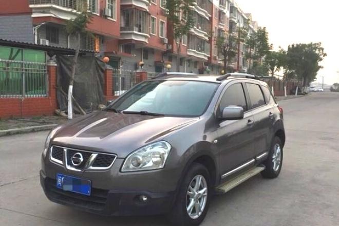 二手车2012款 逍客 2.0 XL 火 MT 2WD