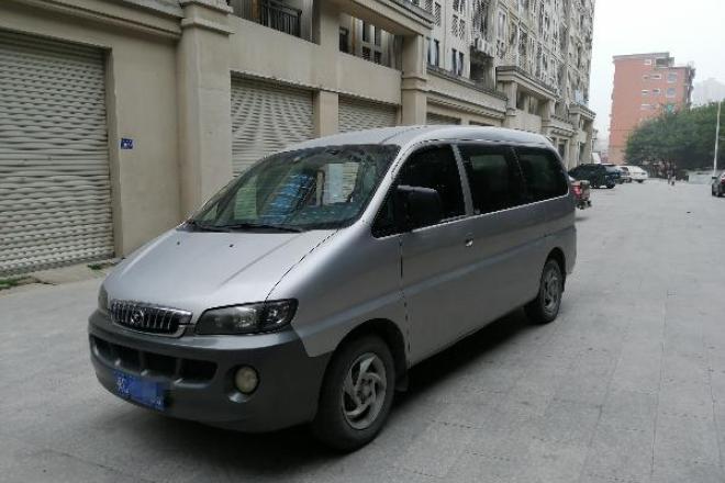 二手车2011款 瑞风 政采版 2.0L 汽油 手动 豪华 7座