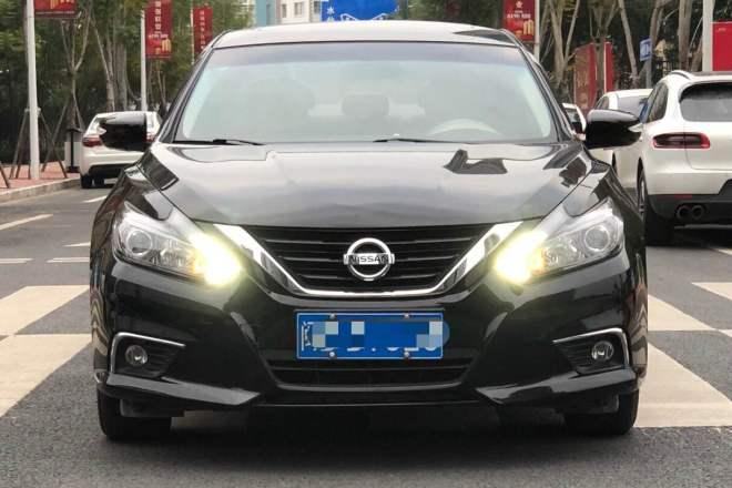 二手车2016款 天籁 2.0L XL-Upper智尚版