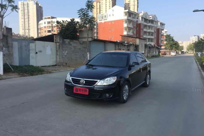 二手车2008款 朗逸 1.6L自动品雅版