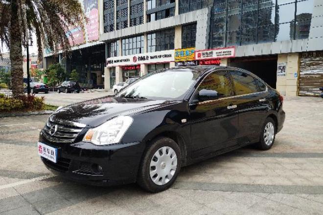二手车2012款 轩逸 经典 1.6L 自动 XE 舒适版