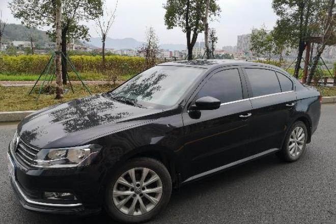 二手车2015款 朗逸 1.6L 自动舒适版