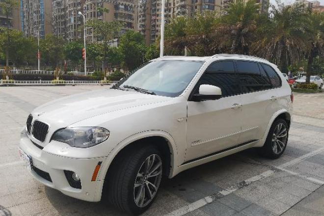 二手车2013款 宝马X5 xDrive35i M运动型
