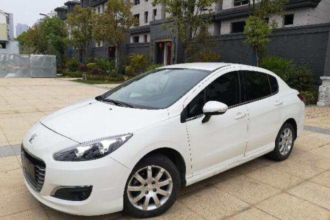 二手车2014款 标致308 乐享版 1.6L 自动 优尚型