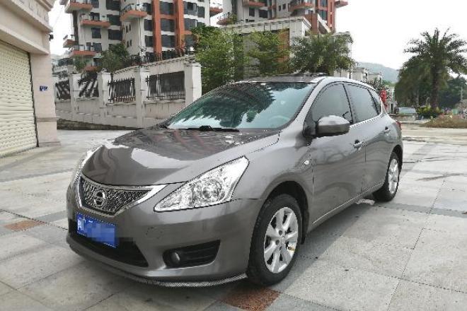 二手车2014款 骐达 1.6L CVT XV 豪华型