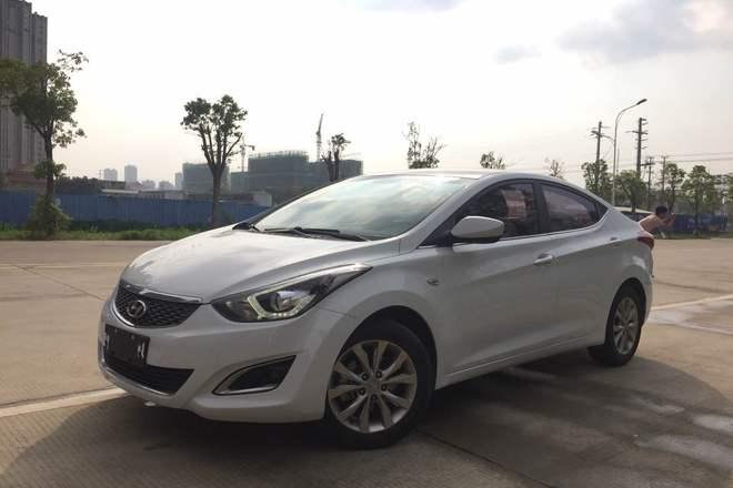 莆田二手车2015款 朗动 1.6L 自动时尚型