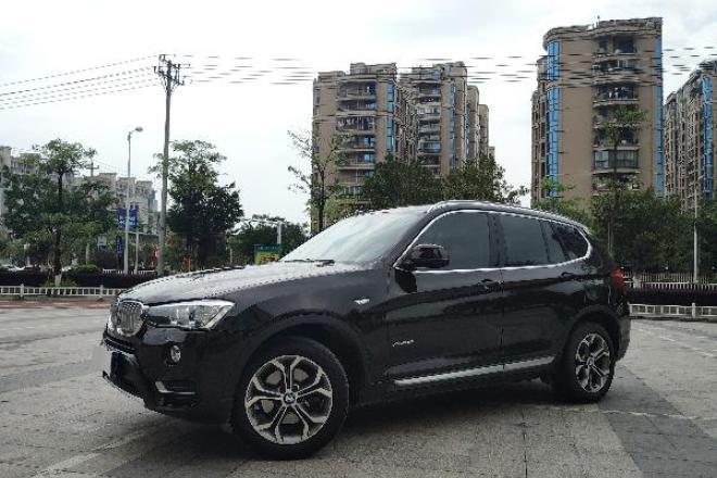 莆田二手车2014款 宝马X3 xDrive20i X设计套装 5座