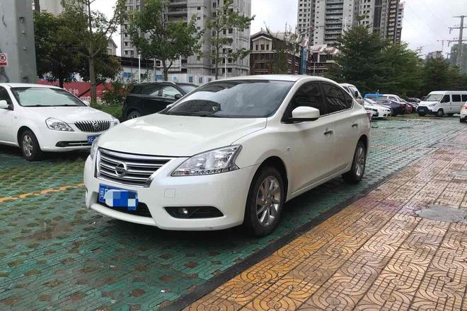 福建二手车2014款 轩逸 1.6XV CVT 尊享版